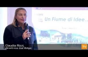 Il fiume di idee del Gal Adige fino al 2020